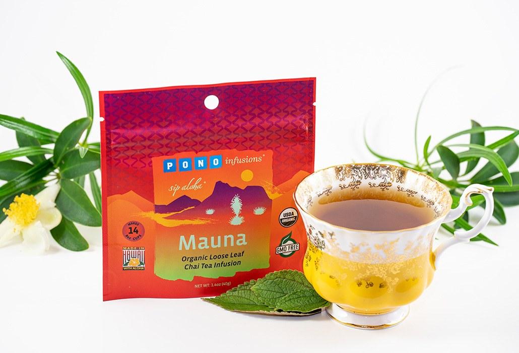 Mauna Organic Tea - Maui Tea Farm